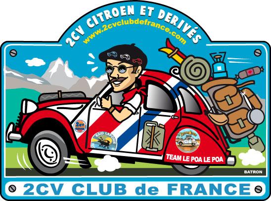 calendrier rencontre 2cv 2012